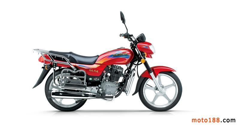 豪爵摩托车欣赏