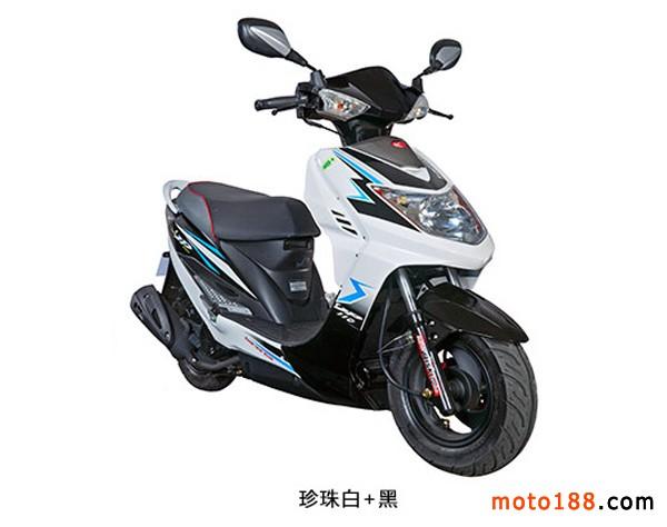 光阳摩托车欣赏