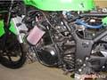 Kawasaki Ninja 250加装涡轮实例